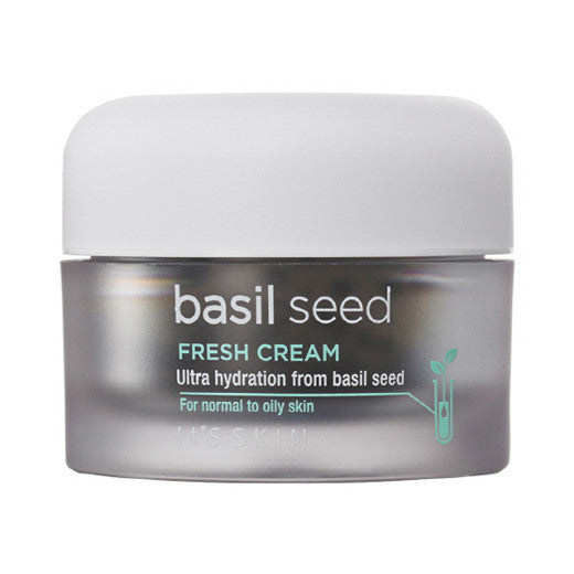[It's Skin] Basil Seed Fresh Cream 50ml - Cosmetic Love