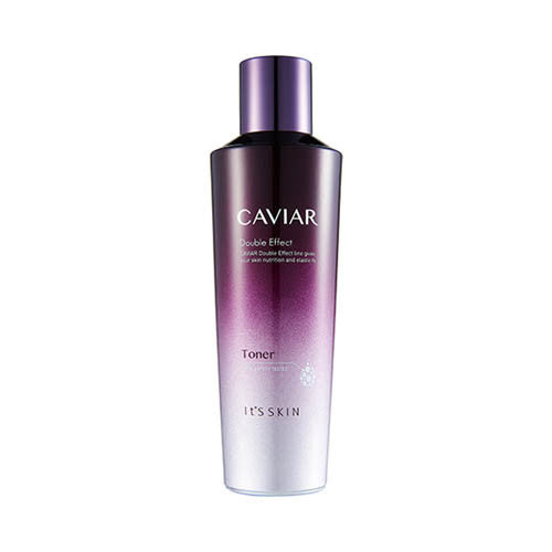 [It's Skin] Caviar Double Effect Toner 150ml - Cosmetic Love