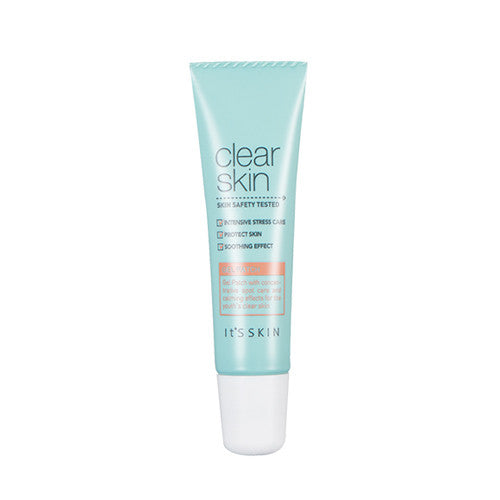[It's Skin] Clear Skin Gel Patch - Cosmetic Love