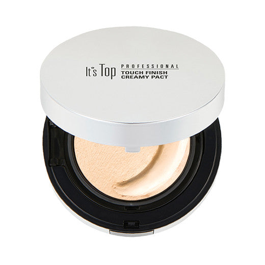 [It's Skin] It's Top Professional Touch Finish Creamy Pact - Cosmetic Love