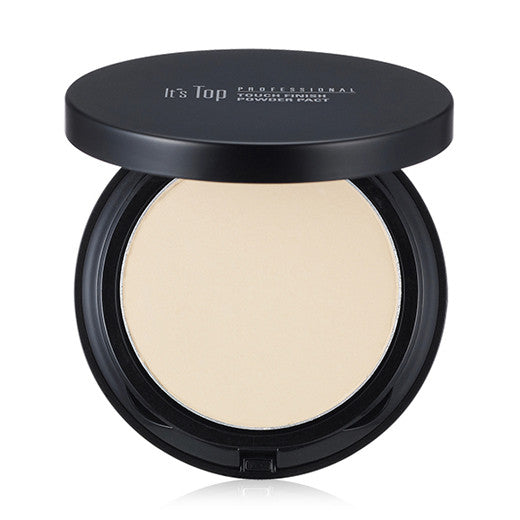 [It's Skin] It's Top Professional Touch Finish Powder Pact 9g - Cosmetic Love