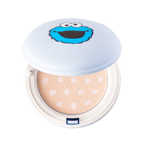 [It's Skin] Macaron Sugar Powder Pact x Sesame Special Edition 8g