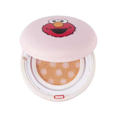 [It's Skin] Marcaron Sugar Cushion x Sesame Special Edition 15g - Cosmetic Love