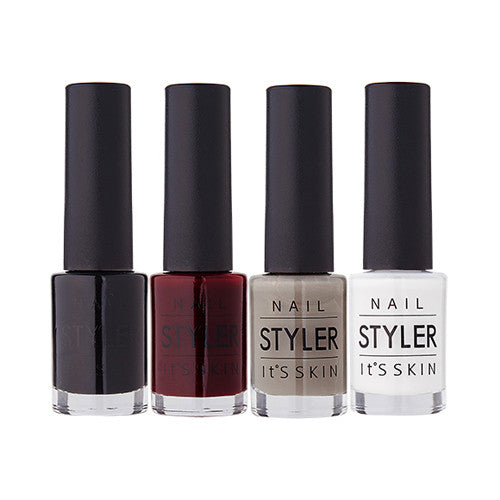 [It's Skin] Nail Styler Basic 6.6ml - Cosmetic Love