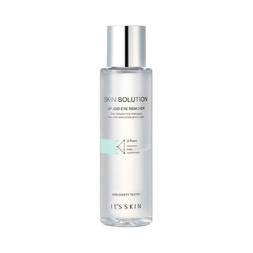 [It's Skin] Skin Solution Lip and Eye Remover 100ml - Cosmetic Love