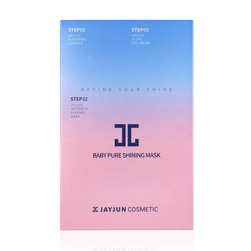 [JAYJUN] Baby Pure Shining Mask (10 Sheets) - Cosmetic Love