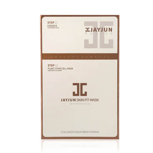 [JAYJUN] Skin Fit Mask (10 Sheets) - Cosmetic Love