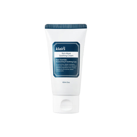 [Klairs] Rich Moist Soothing cream 60ml