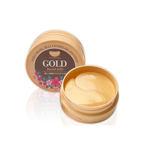 [Koelf] Gold & Royal Jelly Eye Patch 60ea