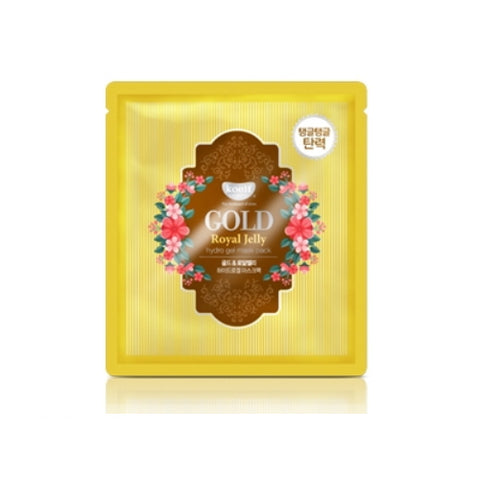 [Koelf] Gold & Royal Jelly Mask Pack 5 sheets
