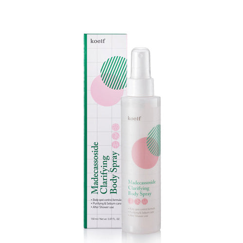 [Koelf] koelf Madecassoside Clarifying Body Spray 150ml