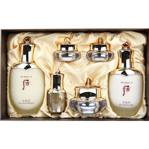 [LG Whoo] The History Of Whoo Cheongidan Hwahyun 3pcs Special Set - Cosmetic Love