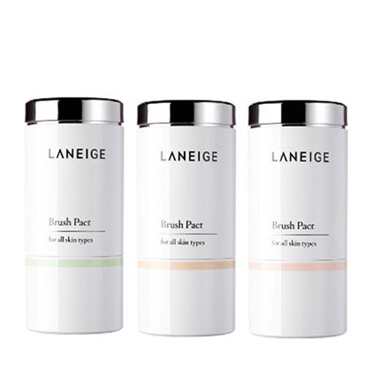 [Laneige] Brush Pact 9g- No.3 Pink Beam(Refill) - Cosmetic Love