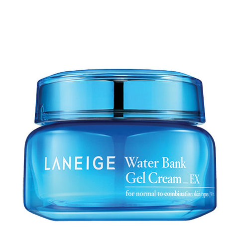 [Laneige] Water Bank Gel Cream EX 60ml - Cosmetic Love