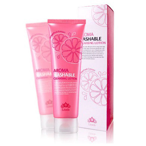 [Lioele] Aroma Washable Cleansing Lotion 120ml - Cosmetic Love