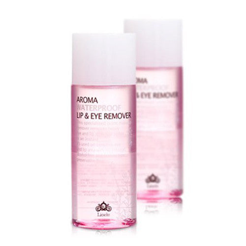 [Lioele] Aroma Waterproof Lip And Eye Remover 80ml - Cosmetic Love
