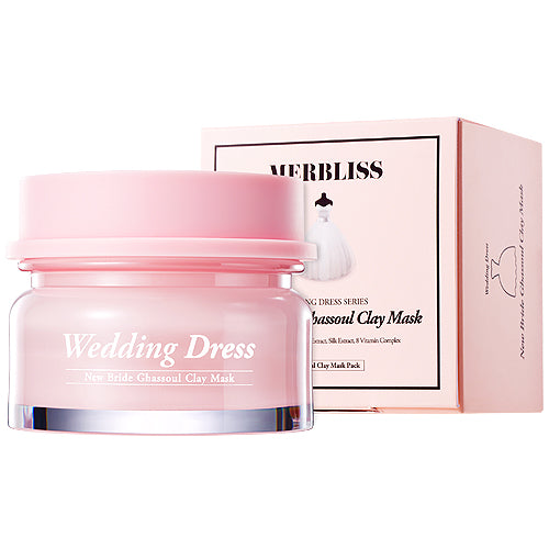 [MERBLISS] New Bride Ghassoul Clay Mask 60g