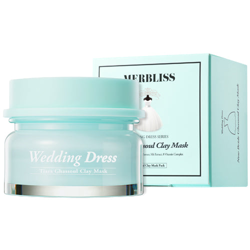 [MERBLISS] Tiara Ghassoul Clay Mask 60g