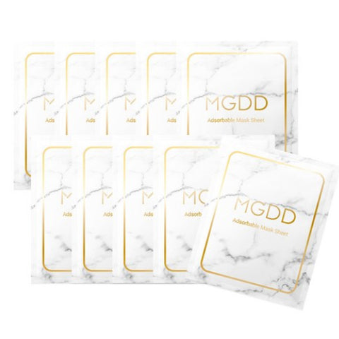 [MGDD] Mogong Dodook Adsorbable Mask Sheet 28mlx10pcs