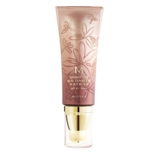 [MISSHA] M Signature Real Complete BB Cream 45g SPF25/PA++ - Cosmetic Love