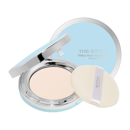 [Missha] The Style Fitting Wear Sebum Cut Pressed Powder - Cosmetic Love - 1