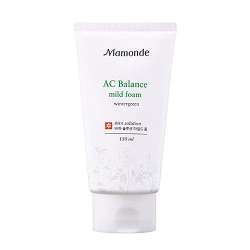 [Mamonde] AC Balance Mild Foam - Cosmetic Love