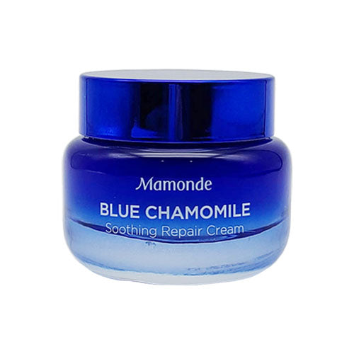 [Mamonde] Blue Chamomile Soothing Repair Cream 50ml