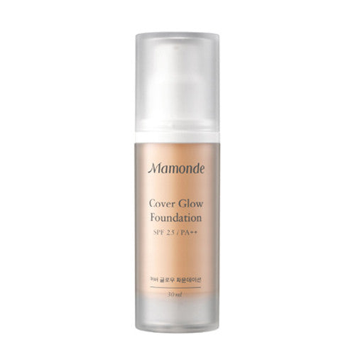 [Mamonde] Cover Glow Foundation 30ml - Cosmetic Love