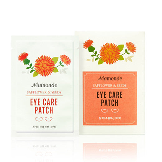 [Mamonde] Eye Care Patch 4EA - Cosmetic Love