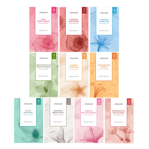 [Mamonde] Flower Essence Mask - Cosmetic Love