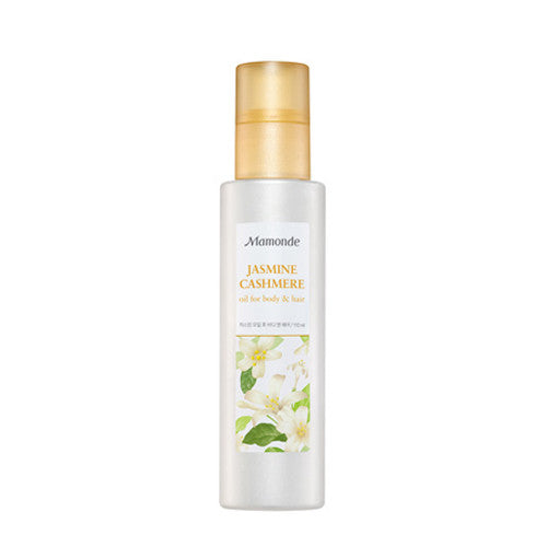 [Mamonde] Jasmine Cashmere Oil for Body & Hair 110ml - Cosmetic Love