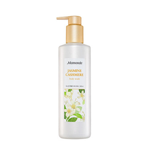 [Mamonde] Jasmine Cashmere Two-way Body Wash 300ml - Cosmetic Love