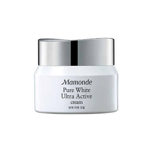 [Mamonde] Pure White Ultra Active Cream - Cosmetic Love