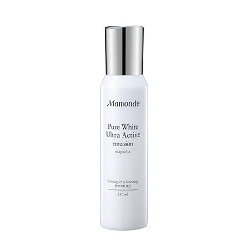 [Mamonde] Pure White Ultra Active Emulsion - Cosmetic Love