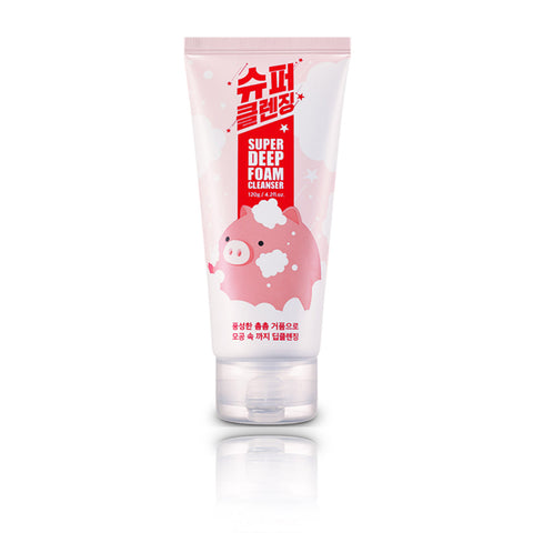 [Me Factory] Super Deep Cleansing Foam 120g
