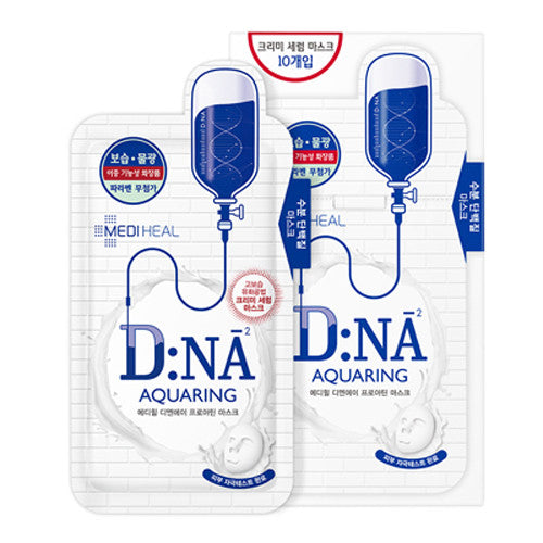 [Mediheal] DNA Proatin Mask 25ml x 10PCS - Cosmetic Love