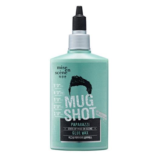[Mise en scene] Mugshot Paparazzi Glue Wax 100g - Cosmetic Love