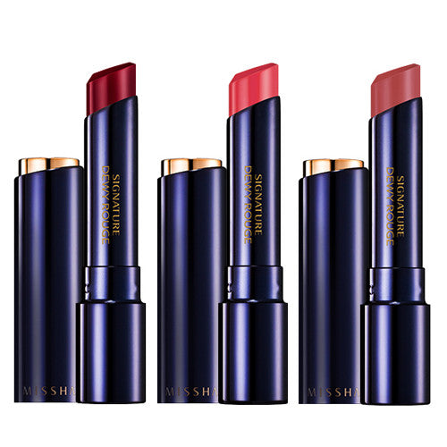 [Missha] 2016 Signature Dewy Rouge 3.4g - Cosmetic Love