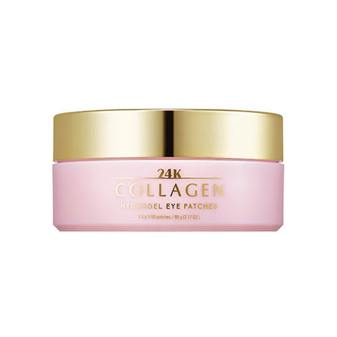 [Missha] 24K Collagen Hydrogel Eye Patches(60ea)