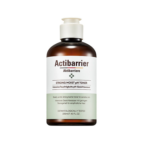 [Missha] Actibarrier Strong Moist pH Toner 220ml