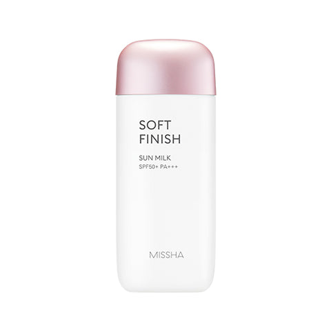 [Missha] All Around Safe Block Soft Finish Sun Milk 70ml
