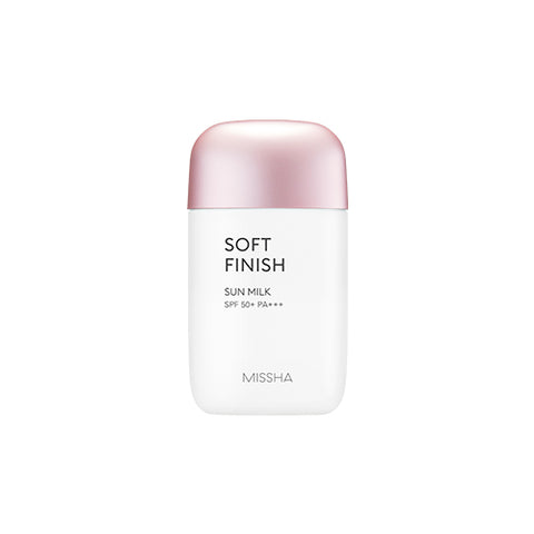 [Missha] All Around Safe Block Soft Finish Sun Millk 40ml
