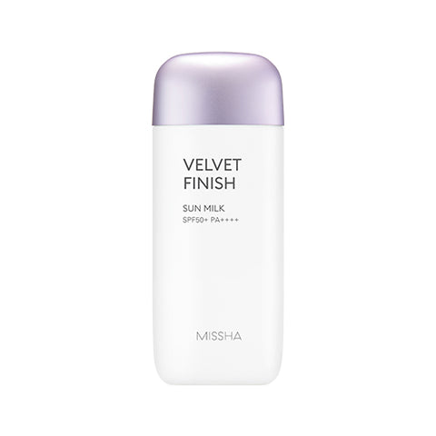 [Missha] All Around Safe Block Velvet Finish Sun Milk 70ml