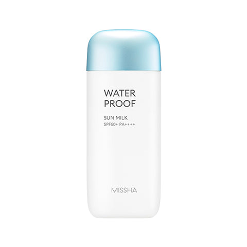 [Missha] All Around Safe Block Waterproof Sun Milk 70ml