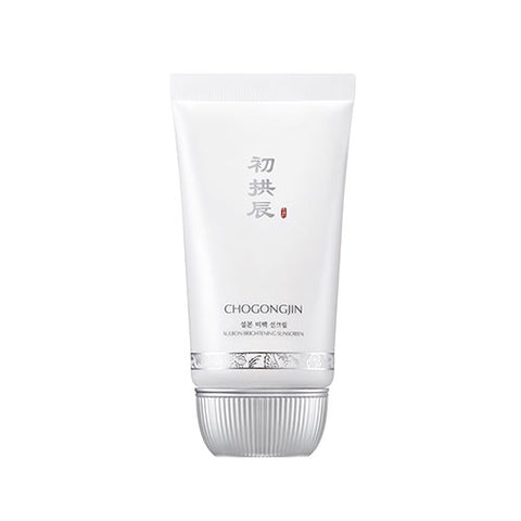 [Missha] Chogongjin Sulbon Brightening Sun Cream 50ml