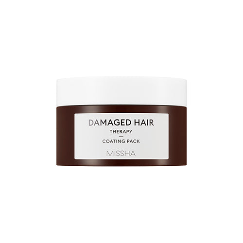 [Missha] Damaged Hair Therapy Coating Pack 200ml