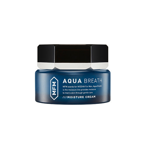 [Missha] For Men Aqua Breath Moisture Cream - Cosmetic Love