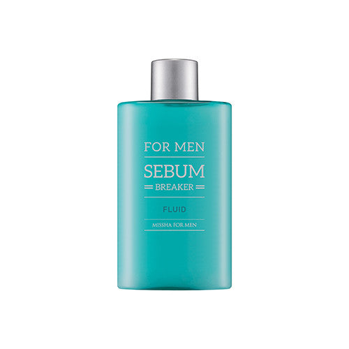 [Missha] For Men Sebum Breaker Fluid - Cosmetic Love