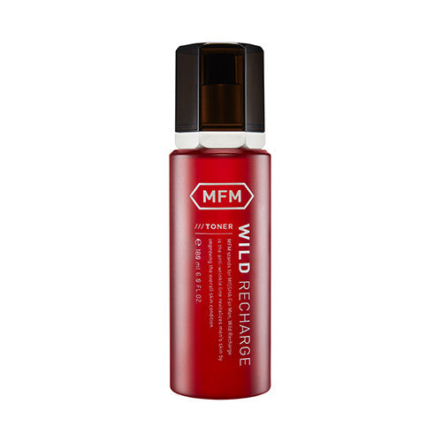 [Missha] For Men Wild Recharge Toner - Cosmetic Love