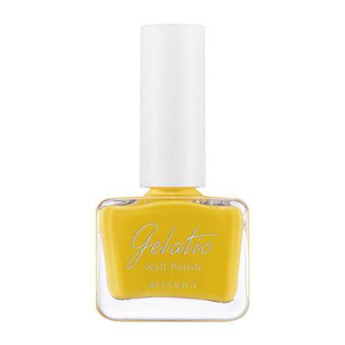[Missha] Gelatic Nail Polish 9ml - Cosmetic Love